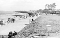 Seaburn, The Beach c.1965