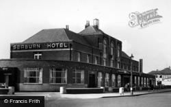 Seaburn, The Hotel c.1955
