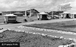Seaburn, The Pleasure Grounds c.1960