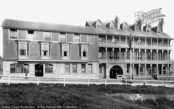Photo of Seaford, Bay Hotel 1900