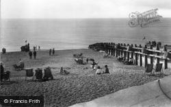Seaford, Beach 1921