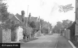 Seaford, Blatchington Road c.1950