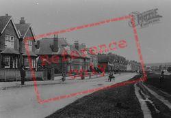 Seaford, Claremont Road 1900