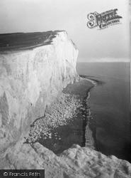 Seaford, Cliffs 1921