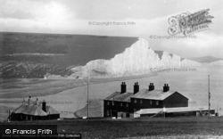 Cuckmere Haven 1921, Seaford