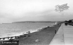 Embankment c.1955, Seaford