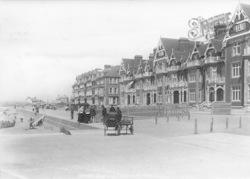 Seaford, Esplanade 1897