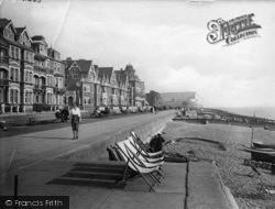 Seaford, Esplanade 1921
