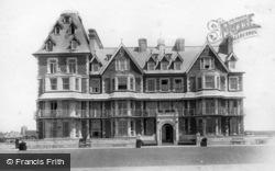 Seaford, Esplanade Hotel 1897