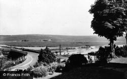Seaford, Exceat Bridge c.1965