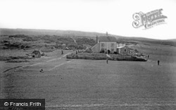 Golf House And Links 1892, Seaford
