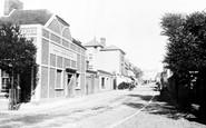 Seaford, High Street 1890
