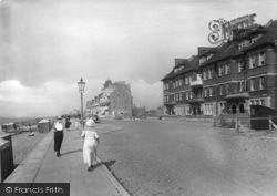 Seaford, Marine Parade 1921