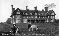 Seaford, Men's Surrey Convalescent Home 1900