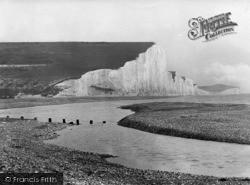 Seaford, River Cuckmere 1921