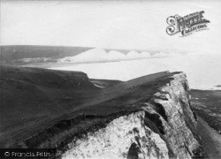 Seaford, Seven Sisters 1894