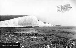 Seaford, Seven Sisters c.1965