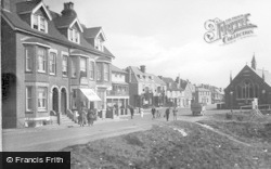 Seaford, Steyne Road 1921
