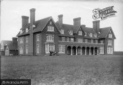 Seaford, Surrey Convalescent Home 1891