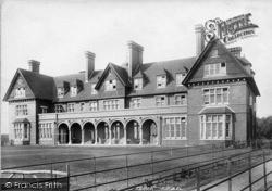Seaford, Surrey Convalescent Home 1897