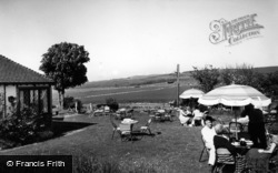 Seaford, Terrace, The Galleon c.1965