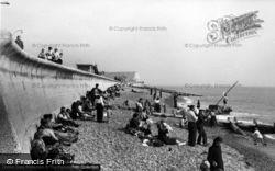 The Beach c.1955, Seaford