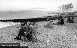 The Beach c.1965, Seaford