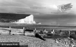 The Seven Sisters c.1965, Seaford