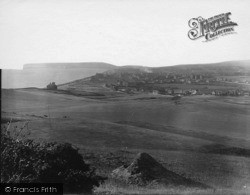 Seaford, View From Golf Links 1921