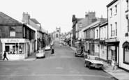 Seaham, Church Street c1955