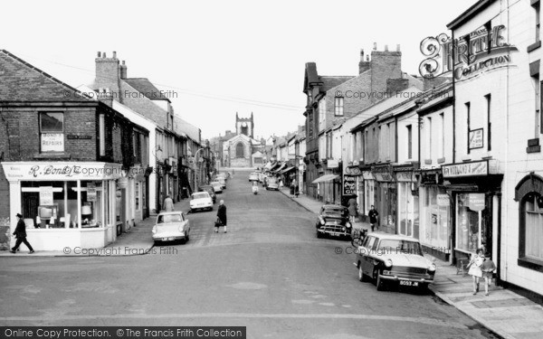 Photo of Seaham, Church Street c1955, ref. s287007