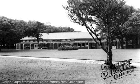 Photo of Seaham, Seaham Hall Hospital c.1965