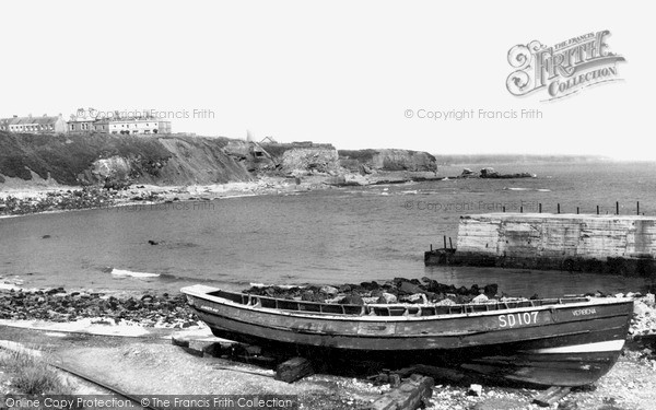 Photo of Seaham, the Bay c1955, ref. s287006