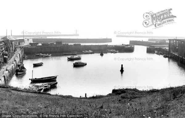 Photo of Seaham, the Harbour c1955, ref. s287005