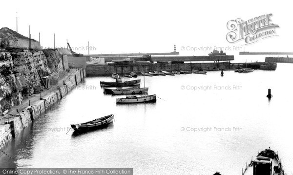 Photo of Seaham, the Harbour c1955, ref. s287013