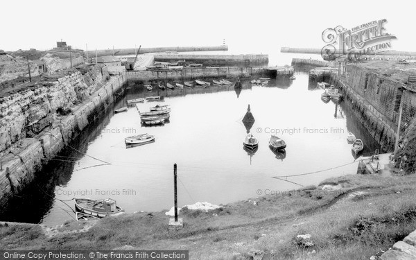 Photo of Seaham, the Harbour c1955, ref. s287058