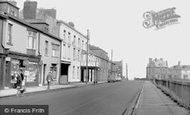 Seaham, the Seafront c1955