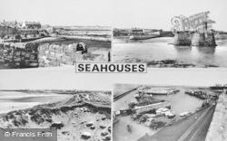 Seahouses, Composite c.1960