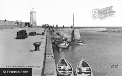 Harbour c.1955, Seahouses