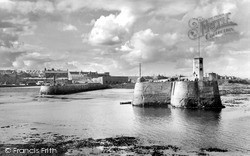 Harbour Entrance c.1955, Seahouses