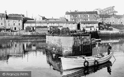 The Harbour c.1936, Seahouses