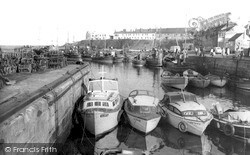 The Harbour c.1965, Seahouses