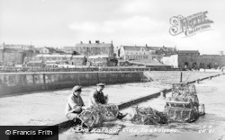 The Harbourside c.1955, Seahouses