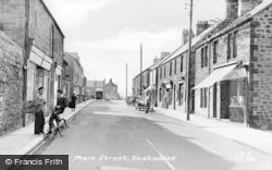 The Main Street c.1955, Seahouses