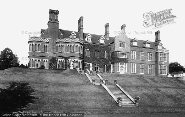 Photo of Seale, Great Down 1906