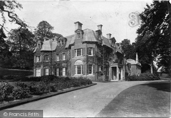Seale, Hampton Lodge 1906