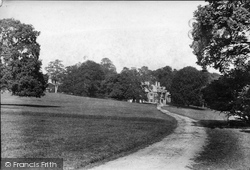 Seale, Hampton Lodge Park 1906