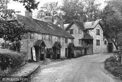 Seale, Old Cottages c.1960