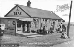 Seasalter, Alberta Stores c.1955