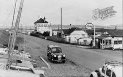 Seasalter, Faversham Road c.1955